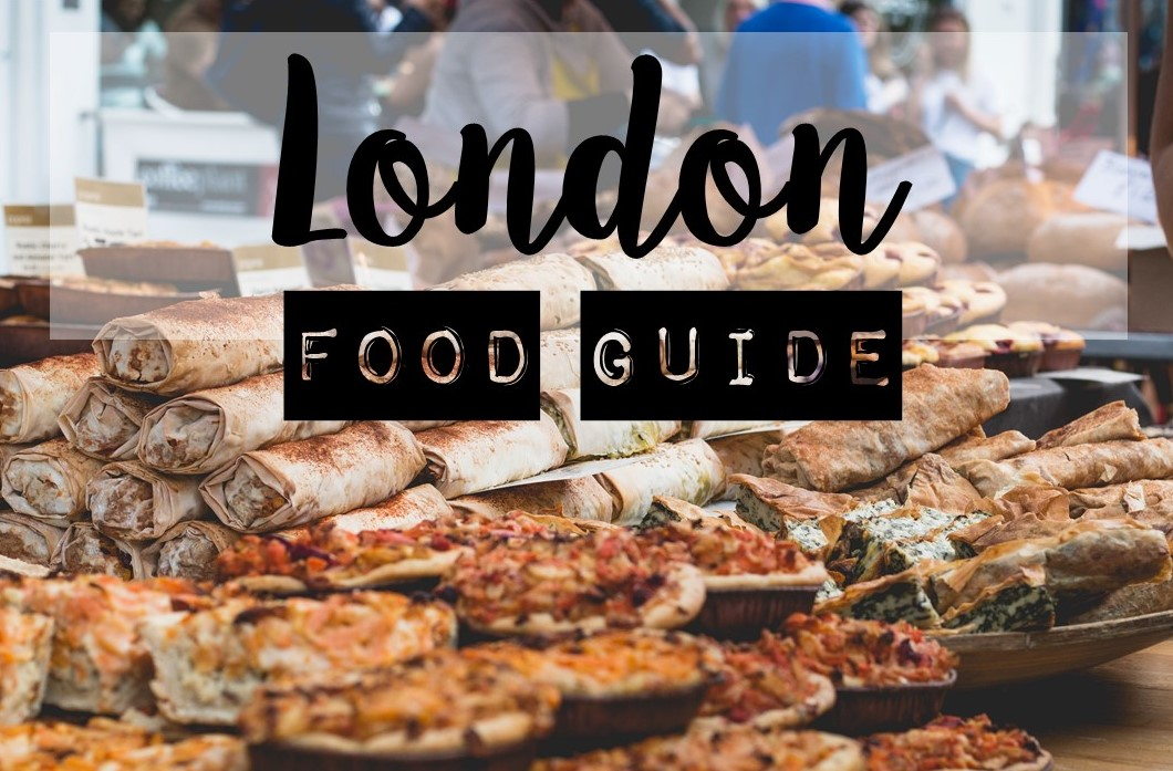 Pinterest Food Guide London