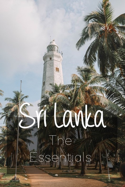 Sri Lanka Pinterest